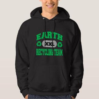 Earth Recycling Team Sweatshirts