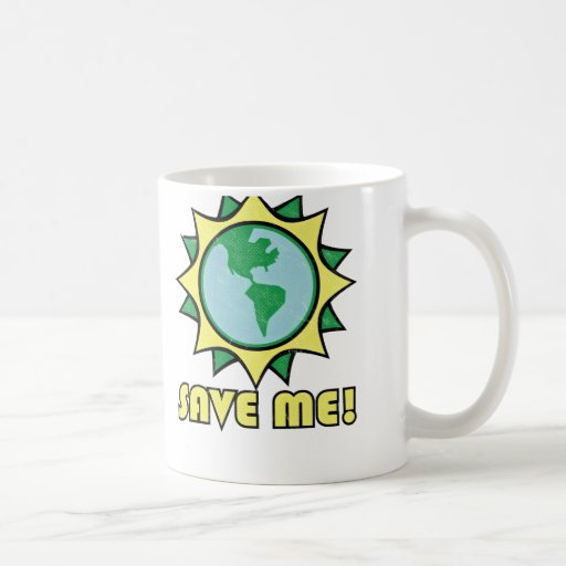 Earth Request: Save Me Mugs