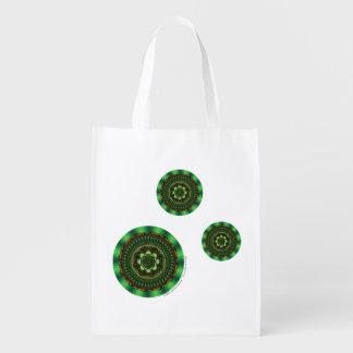 Earth Reusable Grocery Bag