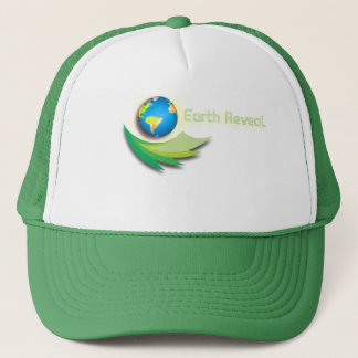 Earth Reveal Logo Hat