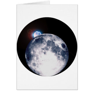 Earth Rise Card