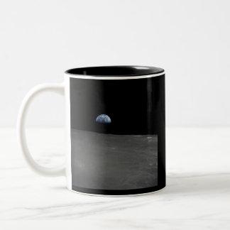 Earth Rise Coffee Mug