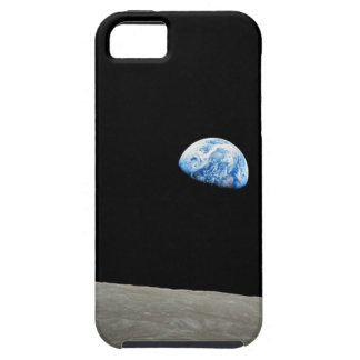 Earth Rises From Moon iPhone 5 Case