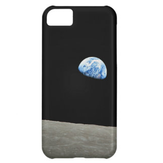 Earth Rises From Moon iPhone 5C Case