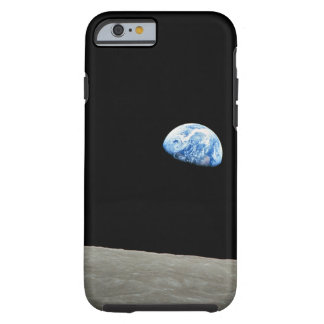 Earth Rises From Moon Tough iPhone 6 Case