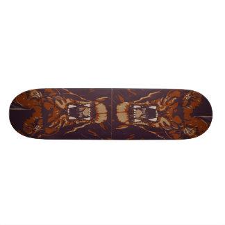 ~EARTH RISING~RAGE~AGAINST THE MACHINE~ Skateboard