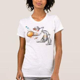 earth robot tshirts