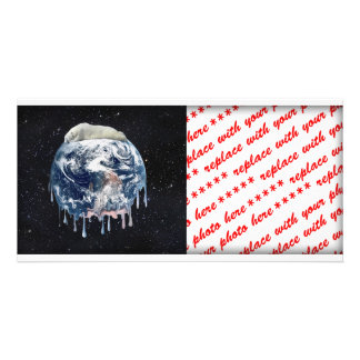 Earth s Bear Hug Full Universe Background Photo Cards
