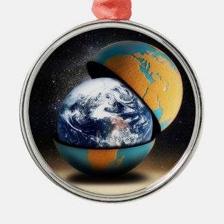 Earth s Protective Cover Christmas Tree Ornaments