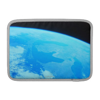 Earth Seen from a Satellite 2 Sleeve For MacBook Air