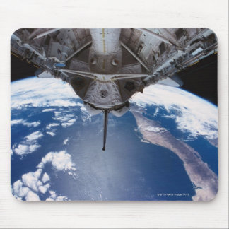 Earth seen from a Space Shuttle Mouse Pad