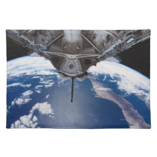 Earth seen from a Space Shuttle Placemat