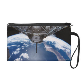 Earth seen from a Space Shuttle Wristlet