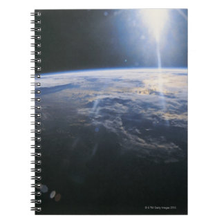 Earth seen from Space Notebooks