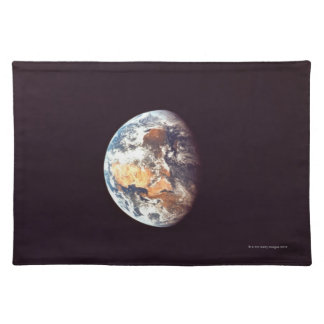 Earth Seen from Space Placemat