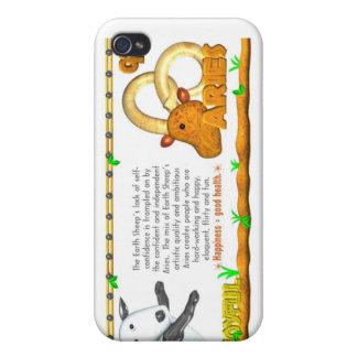 Earth Sheep zodiac born in Aries 1979 iPhone 4 Covers