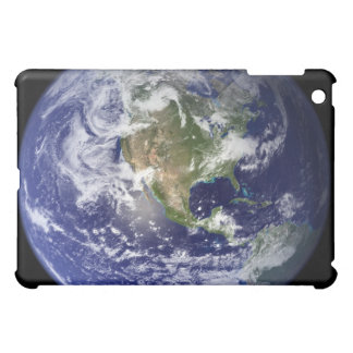 Earth showing the western hemisphere case for the iPad mini