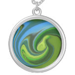 Earth Sky necklace