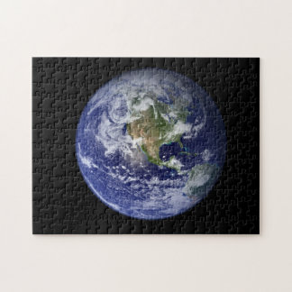 Earth Space Puzzle