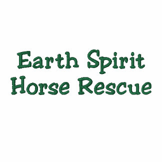 Earth Spirit Horse Rescue - Embroidered Hoodie