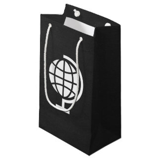 Earth Stands Icon Small Gift Bag