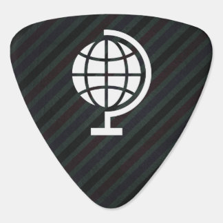 Earth Stands Icon Plectrum