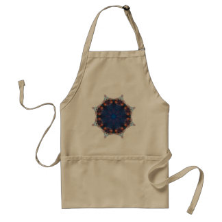 Earth Star Apron
