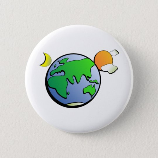 Earth Sun Moon Button
