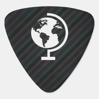 Earth Supporters Icon Plectrum