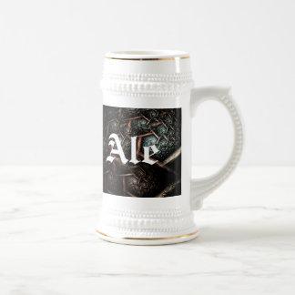 EARTH TEXTURE Design Ale Mug