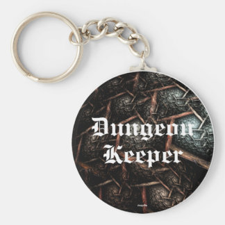EARTH TEXTURE Dungeon Keeper Keyring Basic Round Button Key Ring