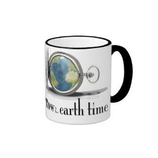 Earth Time Mugs