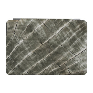 Earth Toned Wood Texture iPad Mini Cover