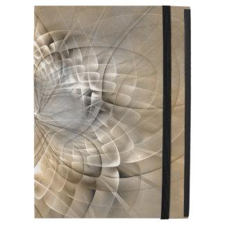 Earth Tones Abstract Modern Fractal Art Texture