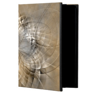 Earth Tones Abstract Modern Fractal Art Texture Powis iPad Air 2 Case
