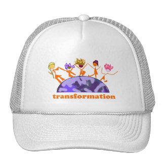 Earth Transformation Cap