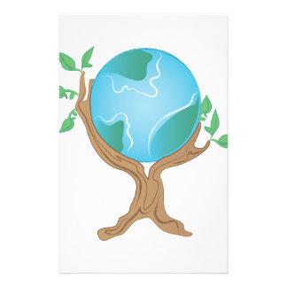 Earth Tree Stationery