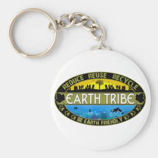 Earth Tribe Key Chain