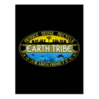 Earth Tribe Post Cards