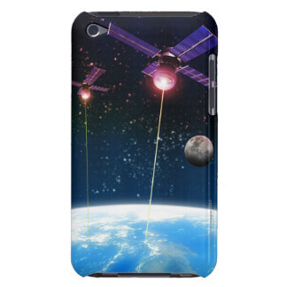 Earth Under Attack iPod Touch Covers