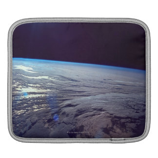 Earth Viewed from Space 3 iPad Sleeve