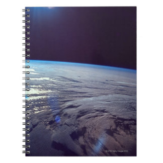 Earth Viewed from Space 3 Notebook
