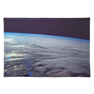 Earth Viewed from Space 3 Placemat