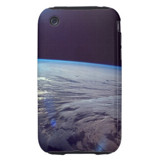 Earth Viewed from Space 3 Tough iPhone 3 Case