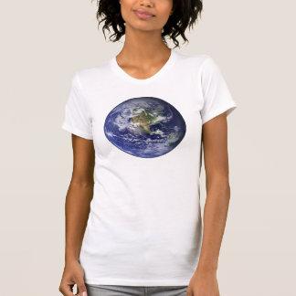 Earth - Western Hemisphere T Shirt