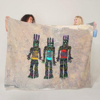 Earth Wind and Fire Fleece Blanket