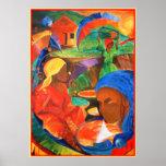 Earth Wind Fire 3 Souls 1 Heart Poster