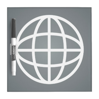 Earth Wirings Icon Dry Erase Board