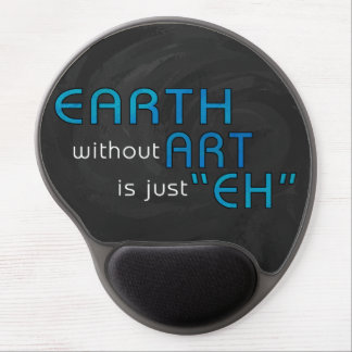 Earth without Art Gel Mouse Mat