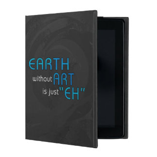 Earth without Art iPad Cover